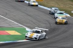 Porsche Carrera Cup, 1. + 2. Lauf 2017, Hockenheim - Foto: Gruppe C GmbH
